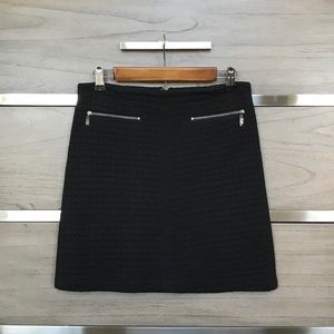 Laundry By Shelli Segal Quilted Skirt NWOT
